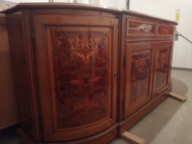 Oryginalna, stylowa, drewniana komoda