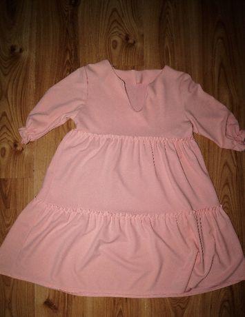 Sliczna sukienka tunika- nowa m