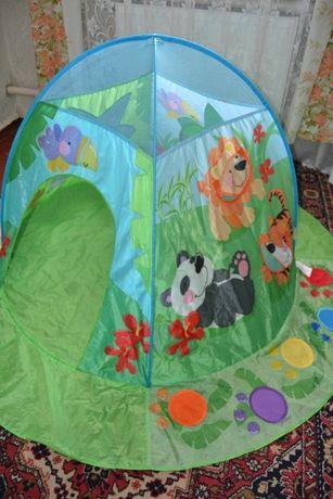 """Детская игровая палатка """"Джунгли"""" Fisher Price"""