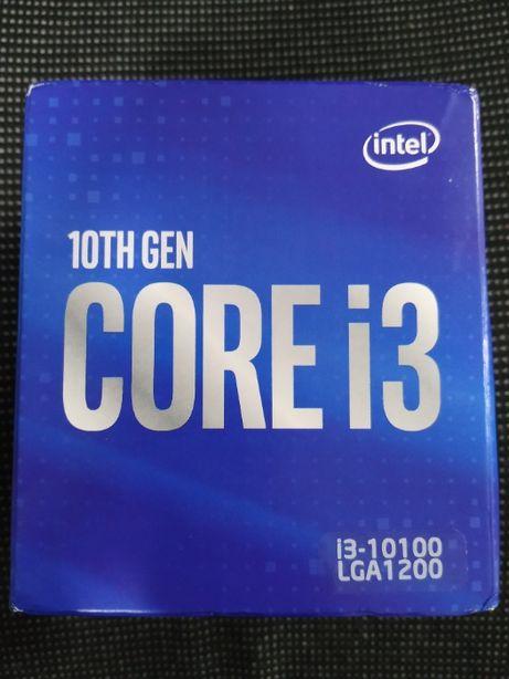 НОВИЙ! Intel Core i3-10100