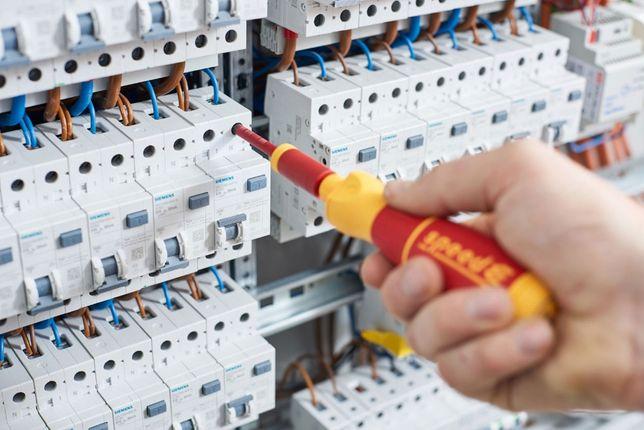 Instalacje Elektryczne, Monitoring, Alarm, Elektryk Kielce, Tanio !