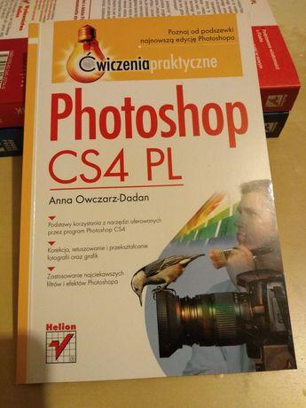 Photoshop CS4 PL, Flash CS3 PL, ćwiczenia praktyczne