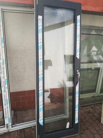Okno z demontażu, drzwi balkonowe