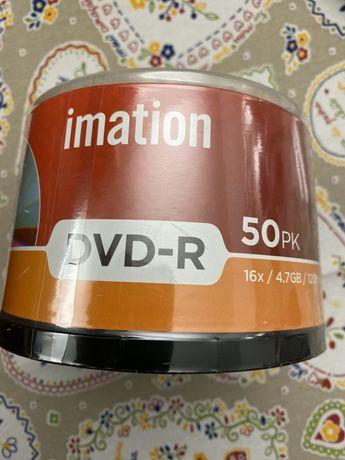 Dvd virgens caixa 50