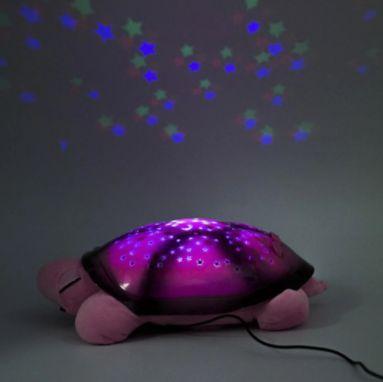 """Ночник """"Звездная черепаха"""" музыкальный проектор звездного неба"""