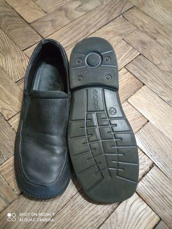 Дитячі туфлі ECCO, модель без шнурків