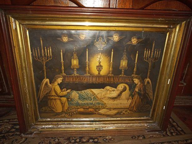 Sprzedam Stare obrazy Religijne
