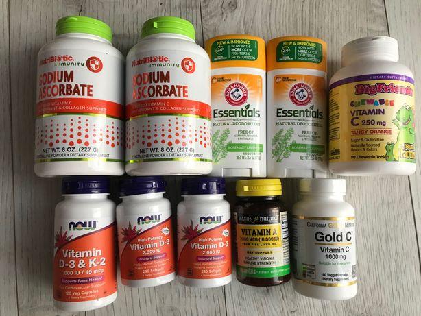 Витамины , омега-3, витамин D3