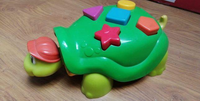 Żółw Fisher Price