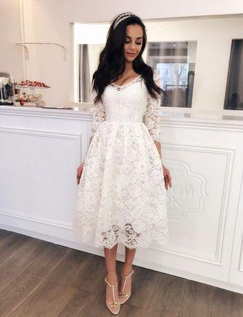 Свадебное платье/Белое платье