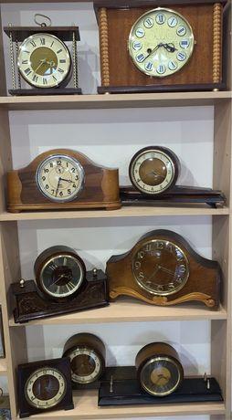 Продается коллекция механических часов - Весна, Январь и Владимир.