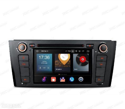 AUTO RADIO GPS ANDROID 10 BMW E81 (05-12) E82 (05-12)E88 (05-12)