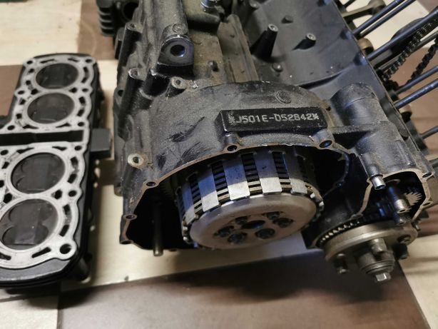 Yamaha Fazer Fzs600  silnik