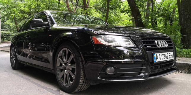 ШИКАРНЫЙ Audi A4 B8 Quattro 2.0Т Prestige ЦЕЛЫЙ!