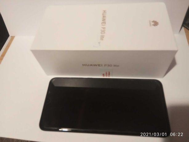Smartfon P30 LITE 128gb Black huvei