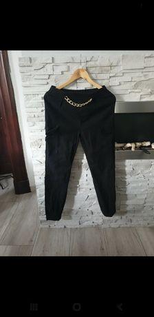 Spodnie czarne Legisy-bojowki