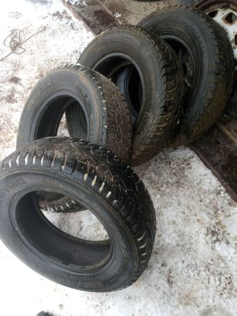 Шины на машину зимние