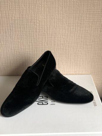 Мужские туфли SAINT LAURENT . Италия бренд