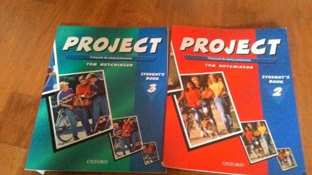 Podręczniki do angielskiego Project