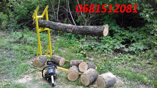 Козел для дров. Стойка для бензопилы. Козлик для дров