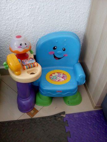 Zabawki dla maluszka zestaw