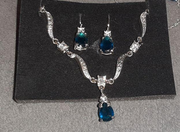 Avon komplet biżuterii