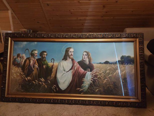 Obraz Jezusa z uczniami