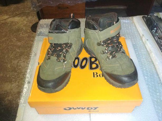 Обувь Scooby boot Haki 28 детская