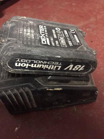 Bateria e carregador Dexter Pro