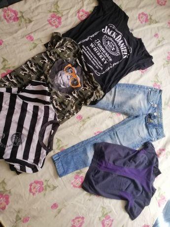 Лот одежды S/M размер
