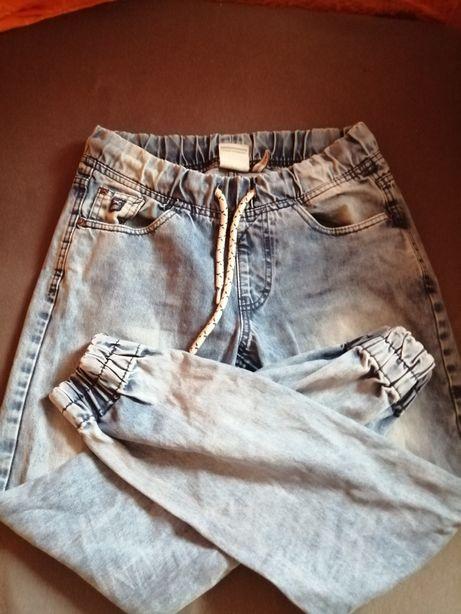 Męskie spodnie Cropp