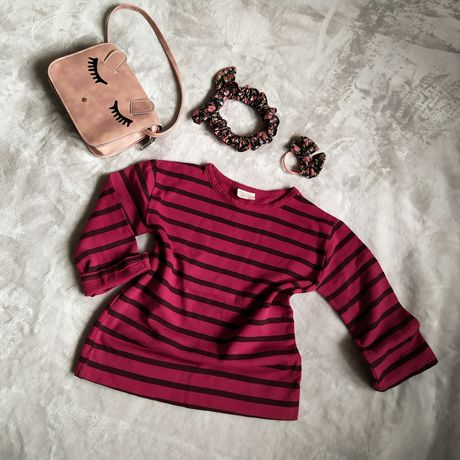 Bluza bluzka dresowa Zara r. 110/116