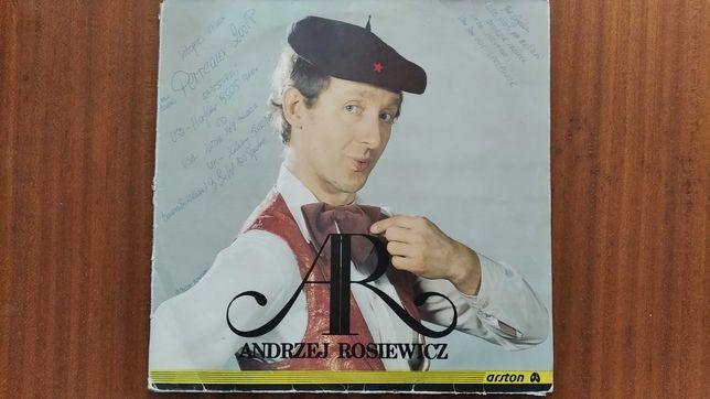 Płyta winylowa - Andrzej Rosiewicz