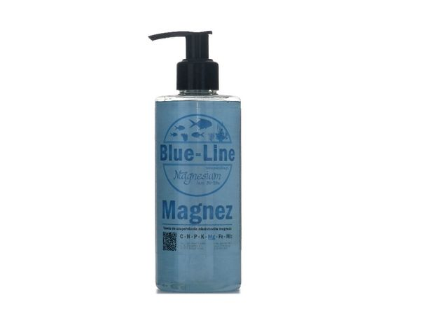 Blue-Line Magnez 250ml / 500ml nawóz do akwarium, ŹRÓDŁO MAGNEZU