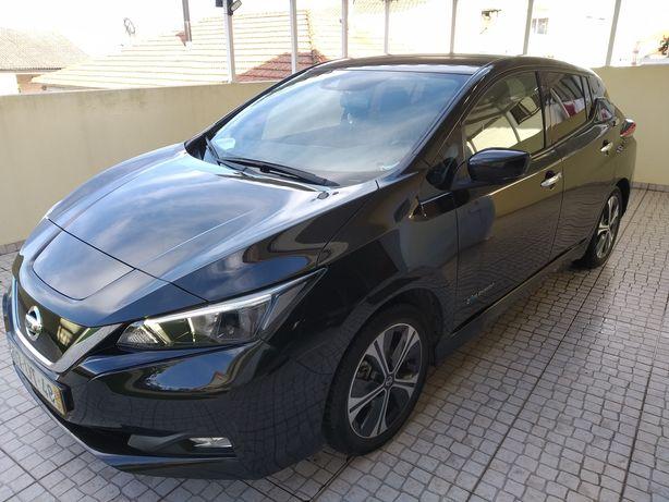Nissan leaf 40 kw versão 2.zero 2018