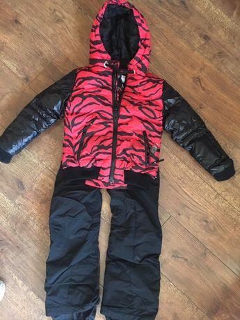 Лыжный костюм JC de Castelbajac Rossignol оригинал на 8-9 лет