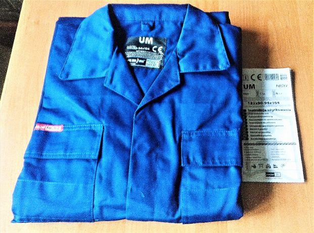 Ubranie robocze/ochronne KOMPLET - 182/94/104 Rozmiar XL NOWE