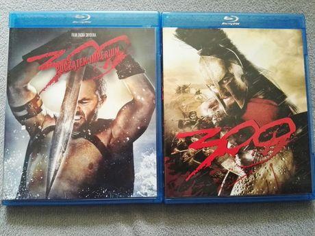 300 + Początek 2 Blu ray