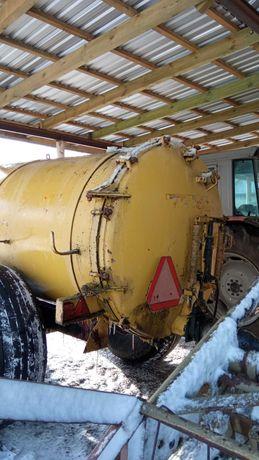 Beczkowóz 5800 w ciągłym użytku