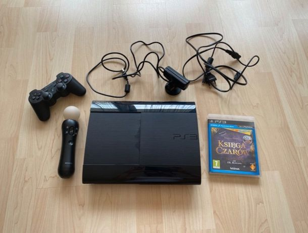 Kontroler ruchu Sony PlayStation 3 Zestaw Move Starter Pack + Wonderbo