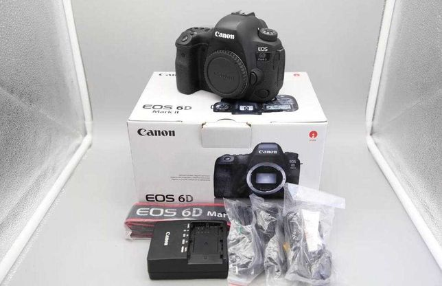 Фотоаппарат Canon EOS 6D Mark 2