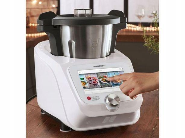 Lidlomix Monsieur Cuisine Connect Robot kuchenny