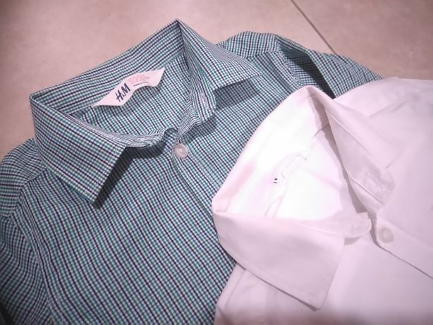 Camisas 2-3 anos H&M