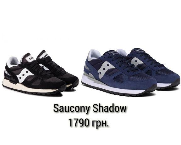 Кроссовки оригинал Saucony Shadow