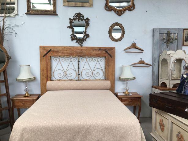 Cabeceira de cama artezanal