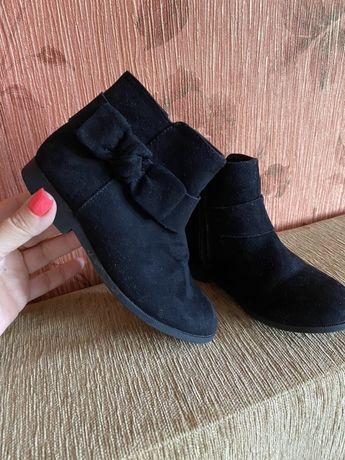 Ботиночки деми девочковые,обувь для девочек