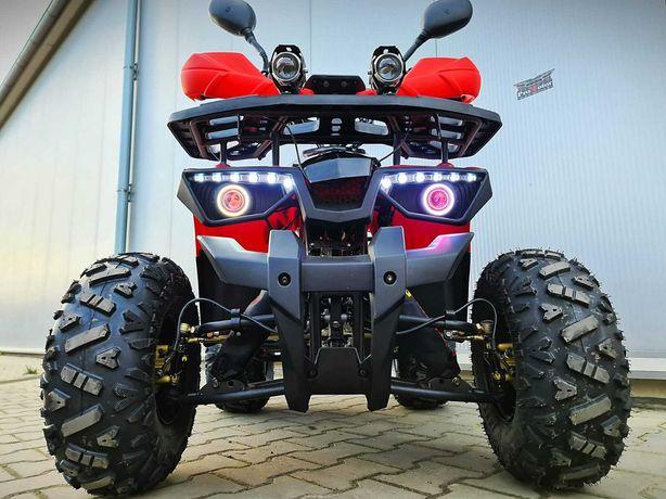 quad KingMoto Raptor 125 PRO PLUS DOSTEPNY 2021 germany ProMotor
