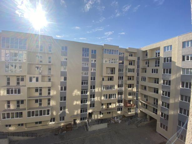 Продаж квартири з незавершеним ремонтом в новобудові