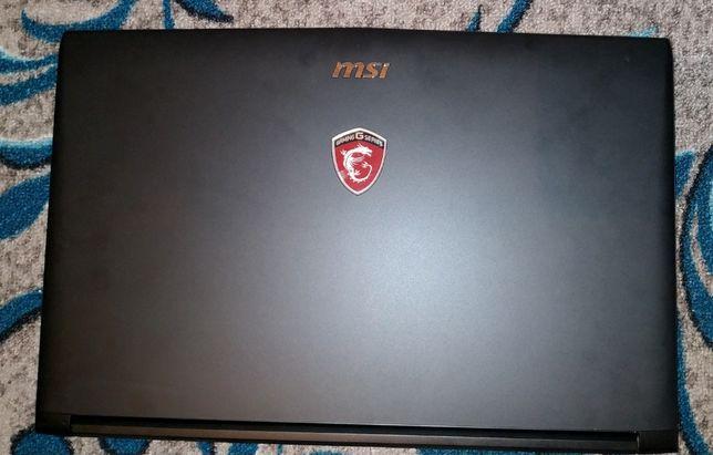 Ноутбук MSI GL62 6QF 1216XPL (i7-6700HQ/GTX 960M/16GB/SSD 128+HDD 1TB)