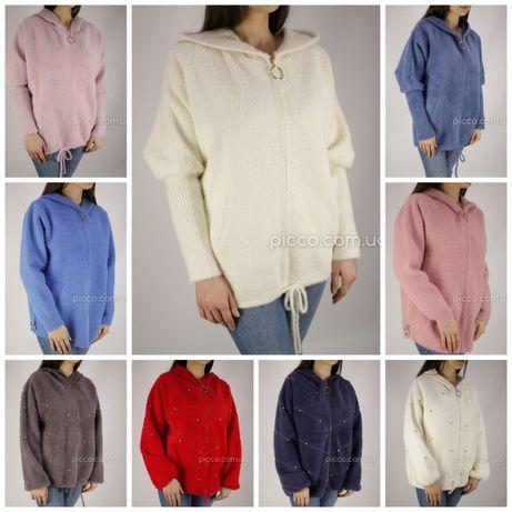 Светр для дівчинки альпака ВЕЛИКИЙ ВИБІР для девочки свитер кардиган